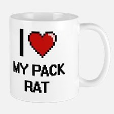 Cute Rat pack Mug