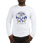Porras Family Crest Long Sleeve T-Shirt