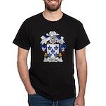 Porras Family Crest Dark T-Shirt