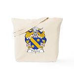 Polanco Family Crest Tote Bag