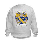 Polanco Family Crest Kids Sweatshirt