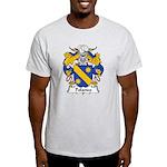 Polanco Family Crest Light T-Shirt