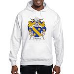 Polanco Family Crest Hooded Sweatshirt