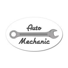 Auto Mechanic Wall Decal