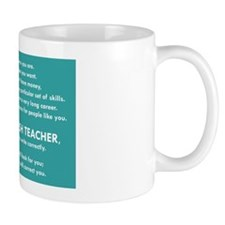 I Will Find You – Write Properly Mugs
