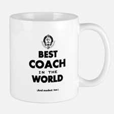 The Best in the World – Coach Mugs