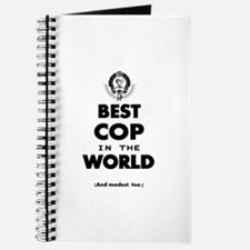 Best Cop in the World Journal