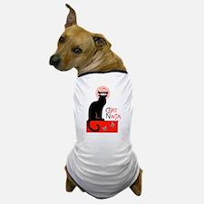Ninja cat Dog T-Shirt