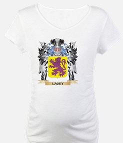 Lacey Coat of Arms - Family Cres Shirt