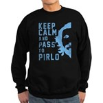 Keep calm and pass to Pirlo Jumper Sweater