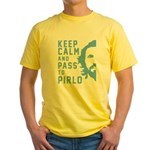 Keep calm and pass to Pirlo T-Shirt