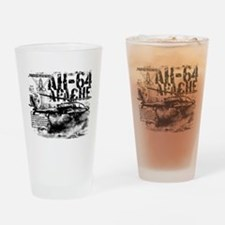 AH-64 Apache Drinking Glass
