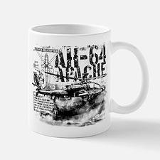 AH-64 Apache Mugs