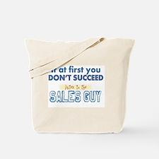 Sales Guy Tote Bag