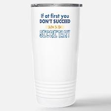 Secretary Travel Mug