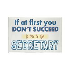 Secretary Magnets