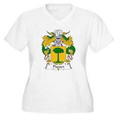 Piquer Family Crest T-Shirt