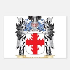 Lahrs Coat of Arms - Fami Postcards (Package of 8)
