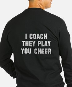 I coach they play you che T
