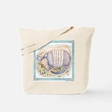 Armadillo Tote Bag