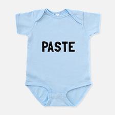 Copy Paste Adult Baby Infant Bodysuit