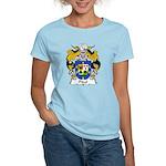 Pidal Family Crest Women's Light T-Shirt