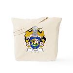 Pidal Family Crest Tote Bag