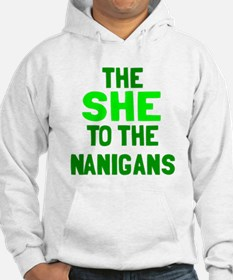 The she to the nanigans Jumper Hoody