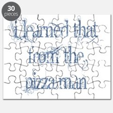 Pizza Man 3 Puzzle