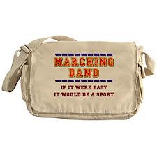Band: Not a Sport Messenger Bag