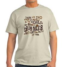 Drum Major Music Joke T-Shirt