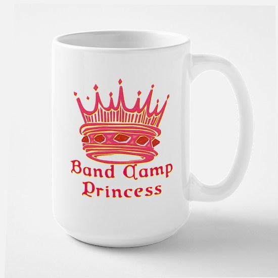 Band Camp Princess Large Mug