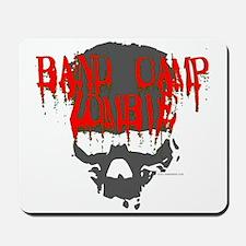Band Camp Zombie Mousepad