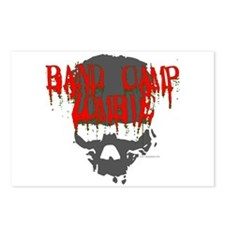Band Camp Zombie Postcards (Package of 8)