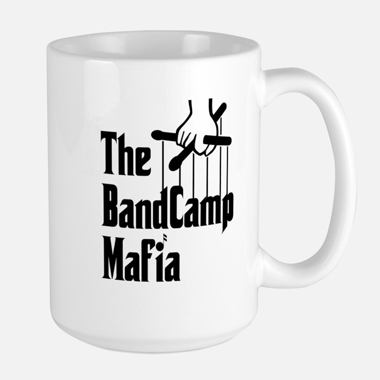 Band Camp Mafia Large Mug