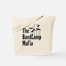 Band Camp Mafia Tote Bag
