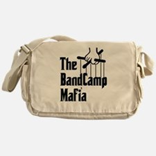 Band Camp Mafia Messenger Bag