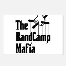 Band Camp Mafia Postcards (Package of 8)