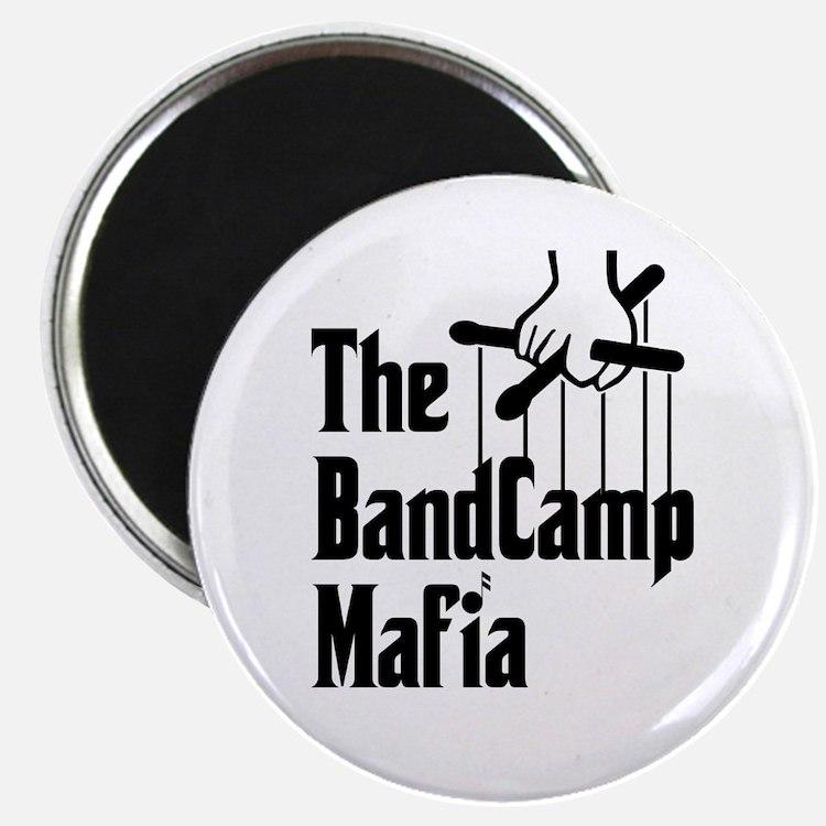 "Band Camp Mafia 2.25"" Magnet (100 pack)"
