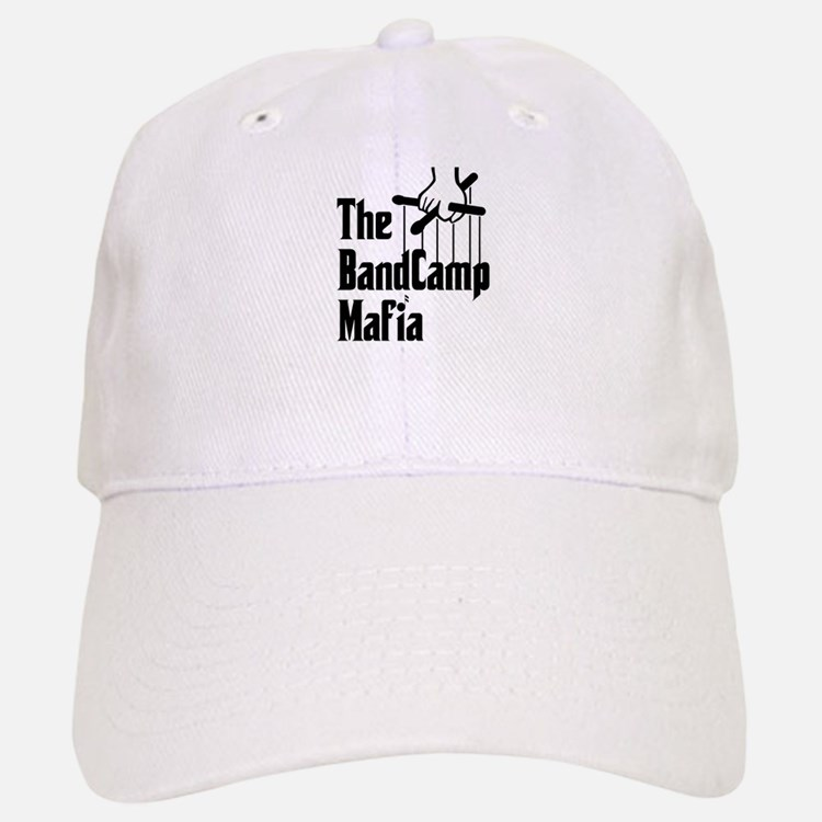 Band Camp Mafia Baseball Baseball Cap