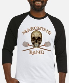 Marching Band Pirate Baseball Jersey