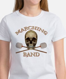 Marching Band Pirate Women's T-Shirt