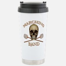 Marching Band Pirate Stainless Steel Travel Mug