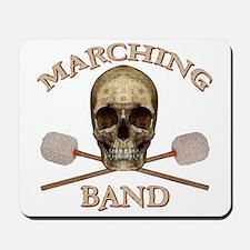 Marching Band Pirate Mousepad