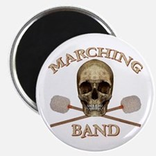 "Marching Band Pirate 2.25"" Magnet (100 pack)"