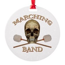 Marching Band Pirate Ornament