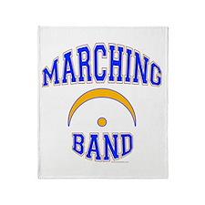 Marching Band - Fermata Throw Blanket