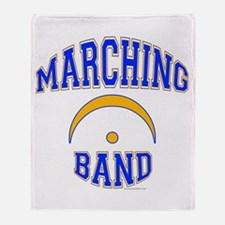 Marching Band - Fermata Throw Blanket