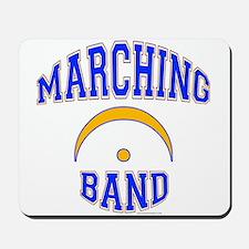 Marching Band - Fermata Mousepad