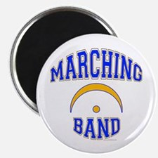 "Marching Band - Fermata 2.25"" Magnet (10 pack)"